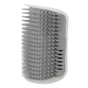 Removable Cat Corner Brush For Scratching, Rubbing or Grooming