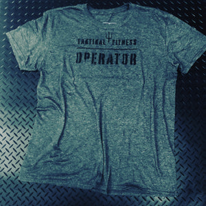 Operator series - Battleship Grey