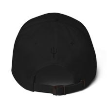 Load image into Gallery viewer, TAKTIKAL FITNESS - DAD HATS (Black)