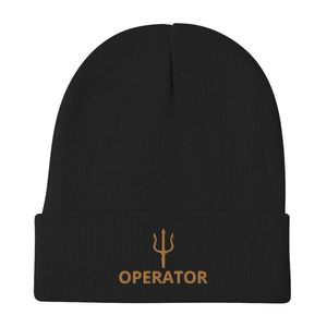 OPERATOR - WINTER HAT