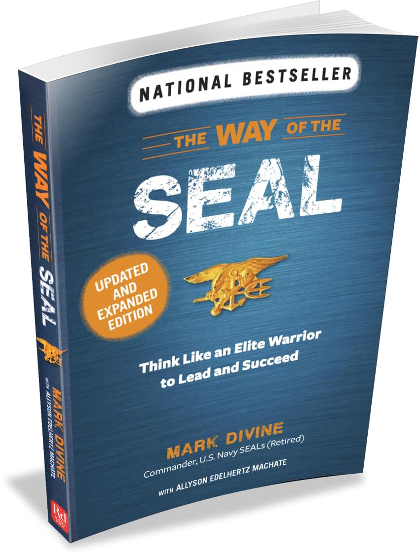 THE WAY OF THE SEAL - BOOK