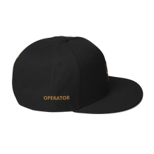 Afbeelding in Gallery-weergave laden, OPERATOR - SNAPBACK PET
