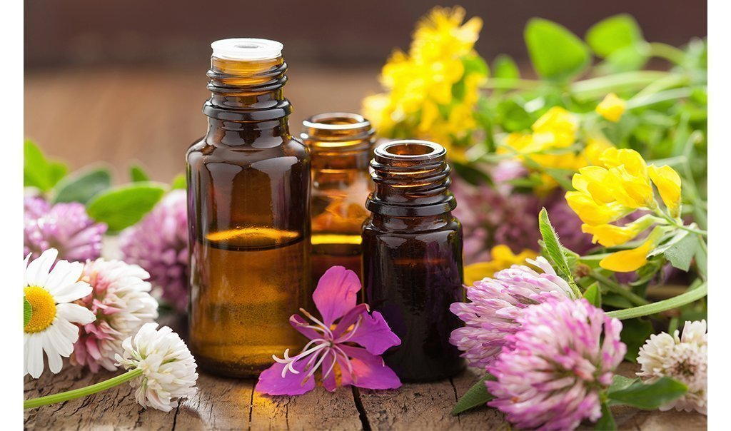 Revitalizing Essential Oils