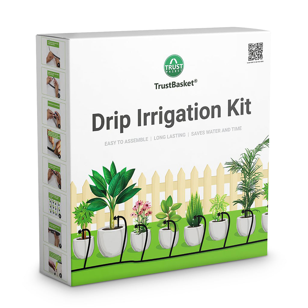 Drip Irrigation Kit for 100 plants - Satopradhan