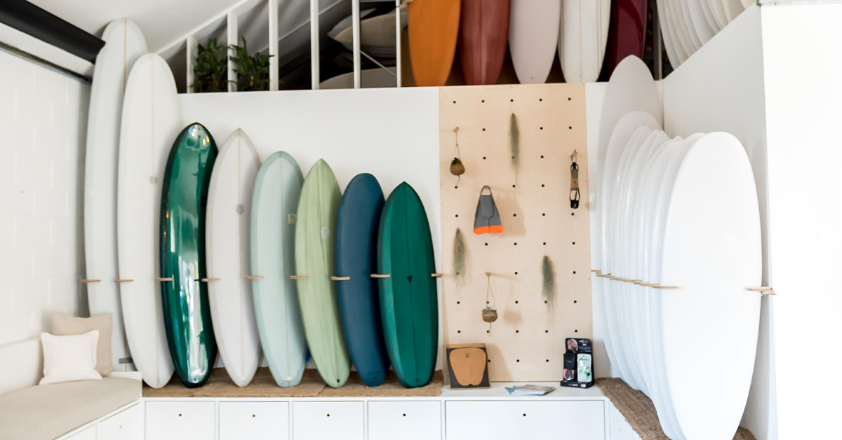 Win Surfboards