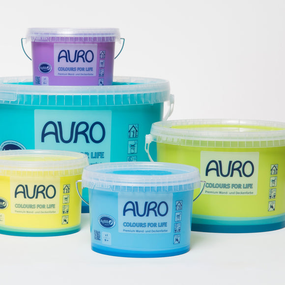 Auro Colours for life  premium project muur- en plafondverf nr. 555