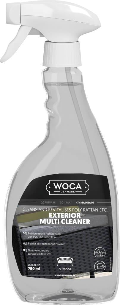 Woca Exterior Multi Cleaner in spray flacon