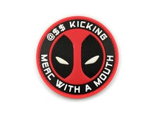 "2.5"" Deadpool @$$ Kicker"