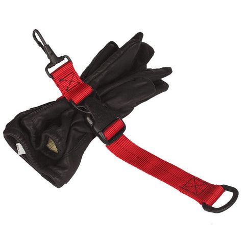 Leather Glove Carrier for Fire