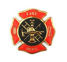 Chrome Fire Patch