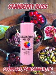 CRANBERRY BLISS Body Glow