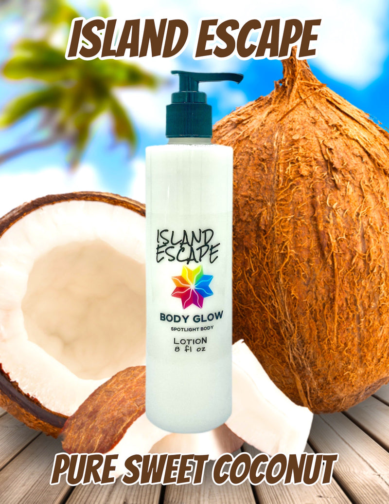 ISLAND ESCAPE Body Glow