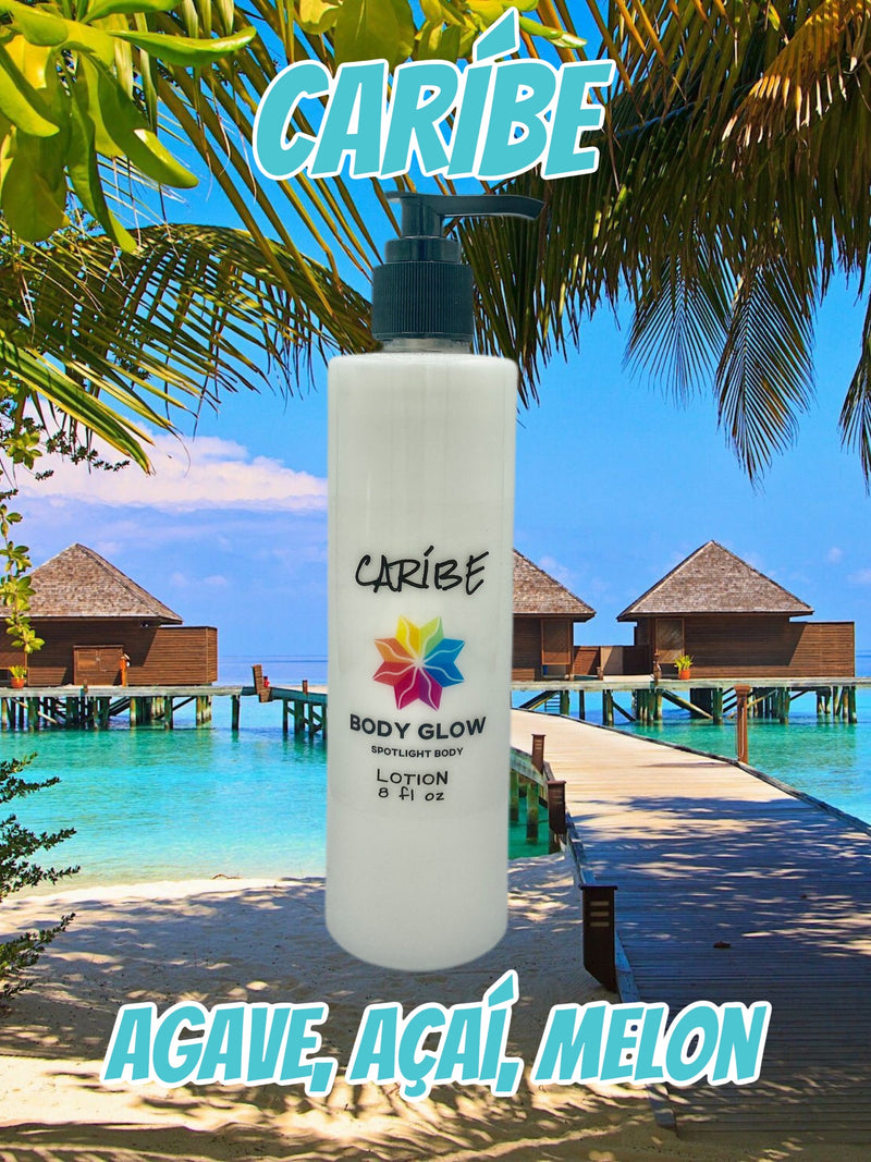 CARÍBE Body Glow