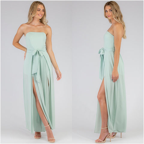 Majestic Jumpsuit Mint
