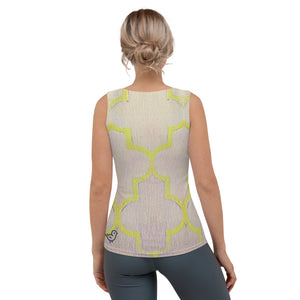 "Whimsy Fit ""Don't Tip"" Tank Top - Whimsy Fit Workout Wear"