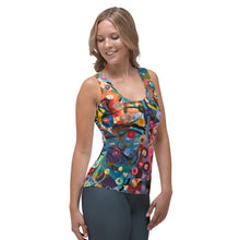 "Load image into Gallery viewer, Whimsy Fit ""Breeze"" Tank Top - Whimsy Fit Workout Wear"