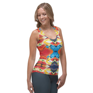 "Whimsy Fit ""Lisl"" Tank Top - Whimsy Fit Workout Wear"