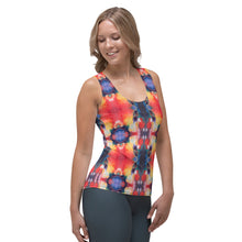 "Load image into Gallery viewer, Whimsy Fit ""Willie"" Tank Top - Whimsy Fit Workout Wear"
