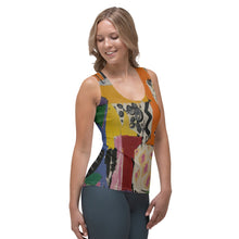 "Load image into Gallery viewer, Squire Girl ""I Spy"" Tank Top - Whimsy Fit Workout Wear"