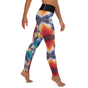 """Kaspar"" Yoga Leggings - Whimsy Fit Workout Wear"