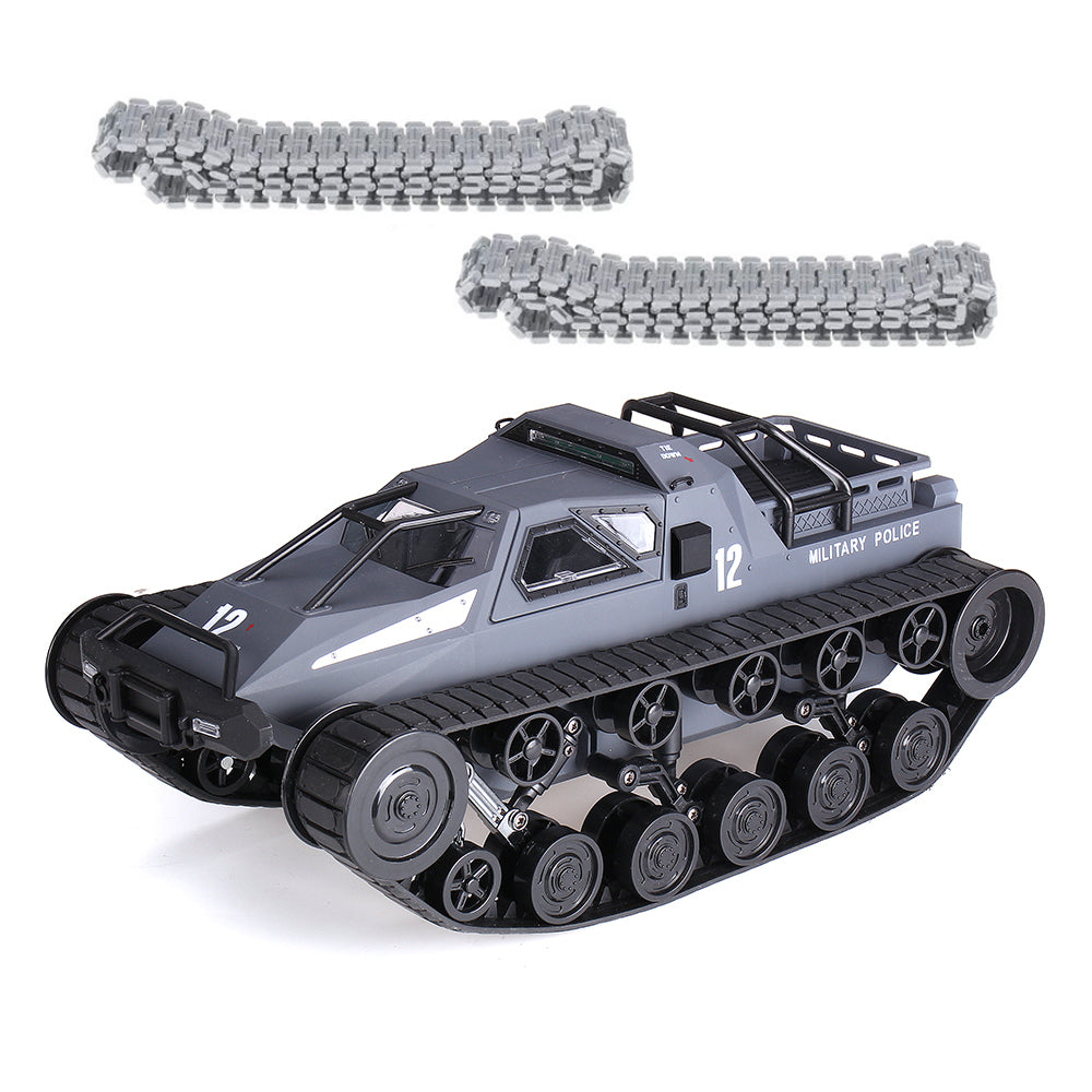 SG 1203 1/12 2.4G Drift RC Tank High Speed Full Proportional Control Vehicle Models With Metal Plastic Track