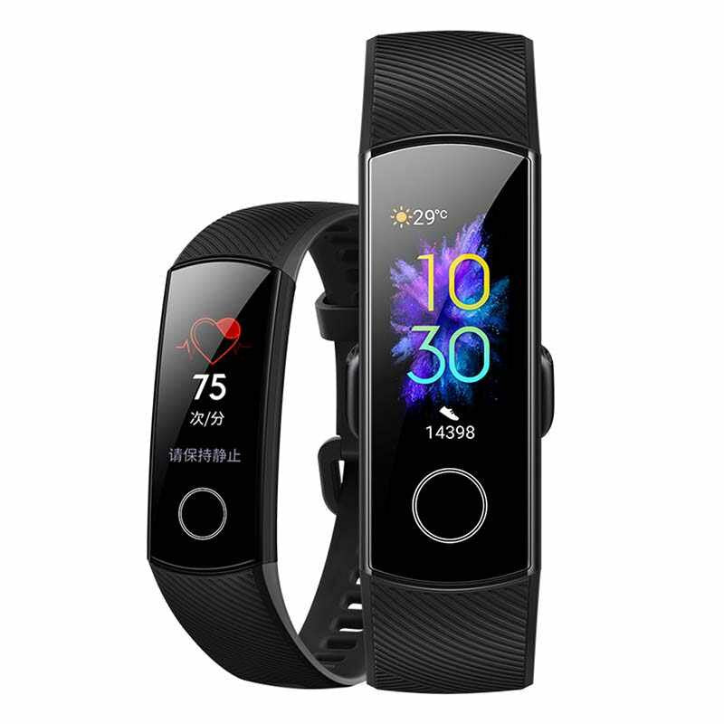 honorband™  Blood Oxygen Oximeter Smartwatch with Heart Rate Monitor, Sleep Monitor, AMOLED Screen