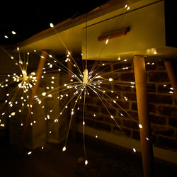 LED Starburst Lights with Remote (8 Modes)