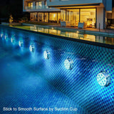Submersible Led Pool Lights With Remote Control