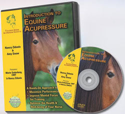 Introduction to Equine Acupressure DVD
