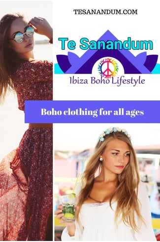 Boho clothing for all ages