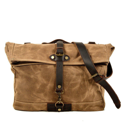 Men's retro canvas bag | Boho-Chic | Hippie Style