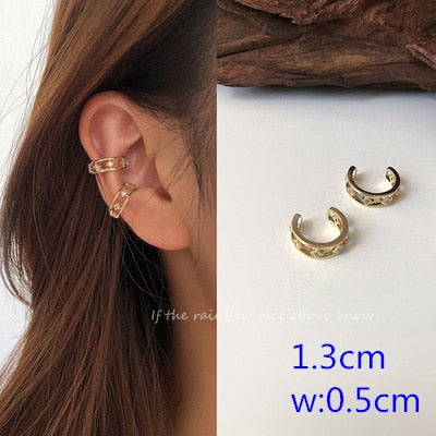 Cartilage Clip Earrings | Boho-Chic | Hippie Style