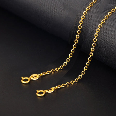 Image of Rose gold chain