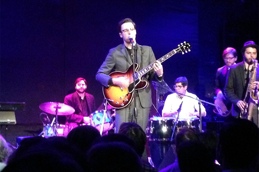 Nick Waterhouse at Bowery Ballroom NYC