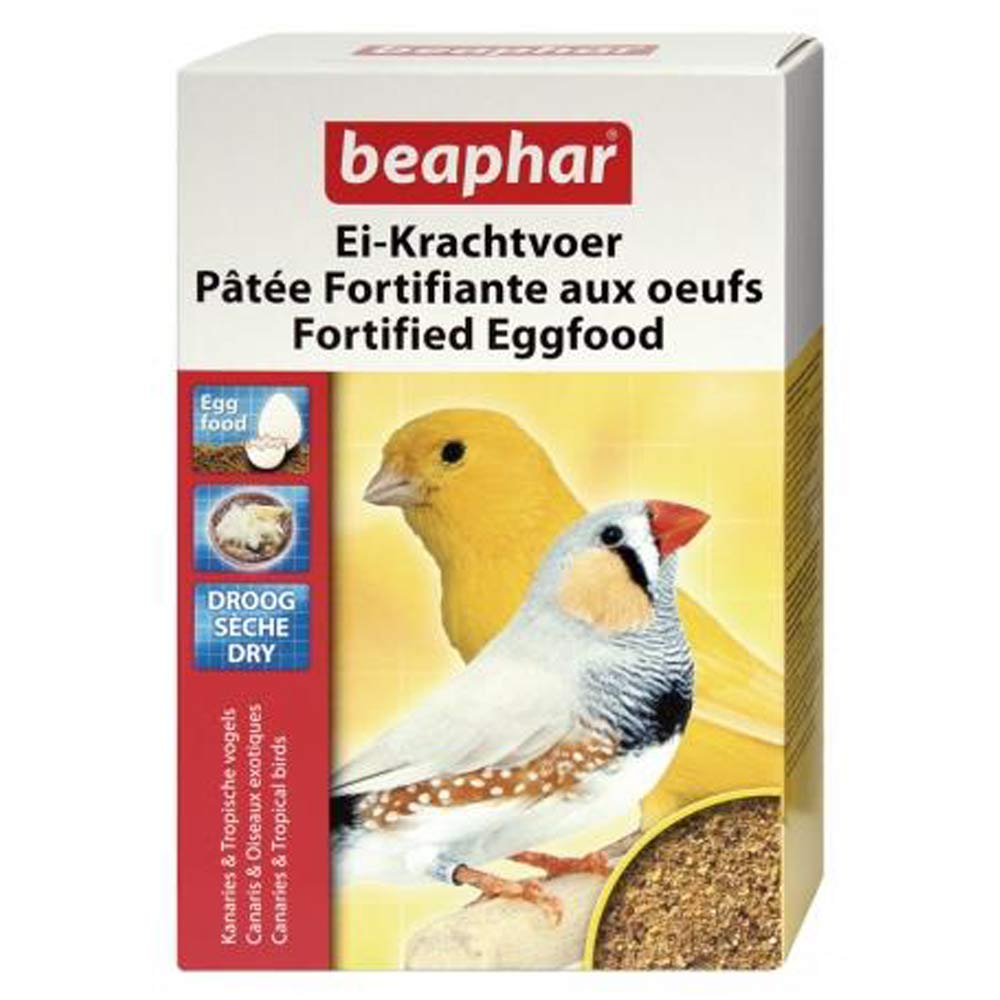 BEAPHAR FORTIFIED EGGFOOD