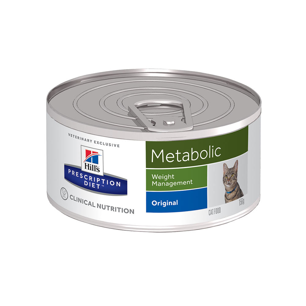 ΚΟΝΣΕΡΒΑ HILL'S PRESCRIPTION DIET FELINE METABOLIC