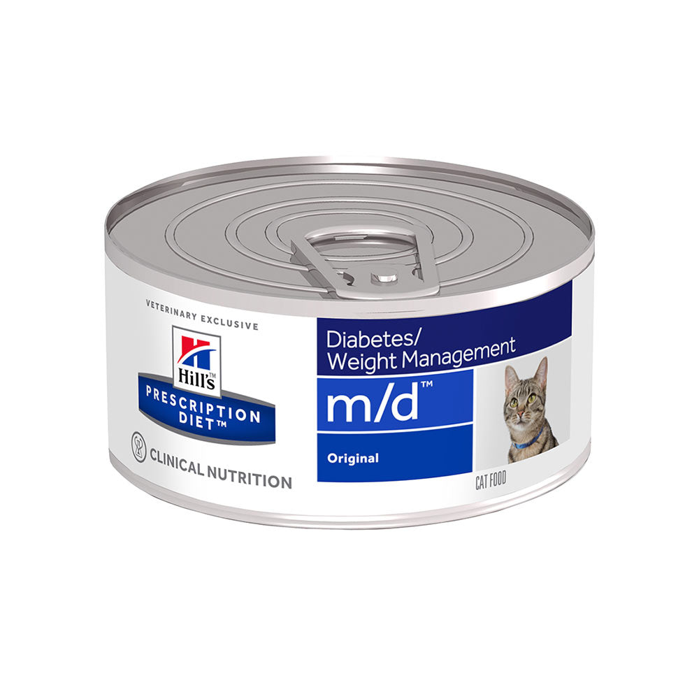 ΚΟΝΣΕΡΒΑ HILL'S PRESCRIPTION DIET m/d FELINE