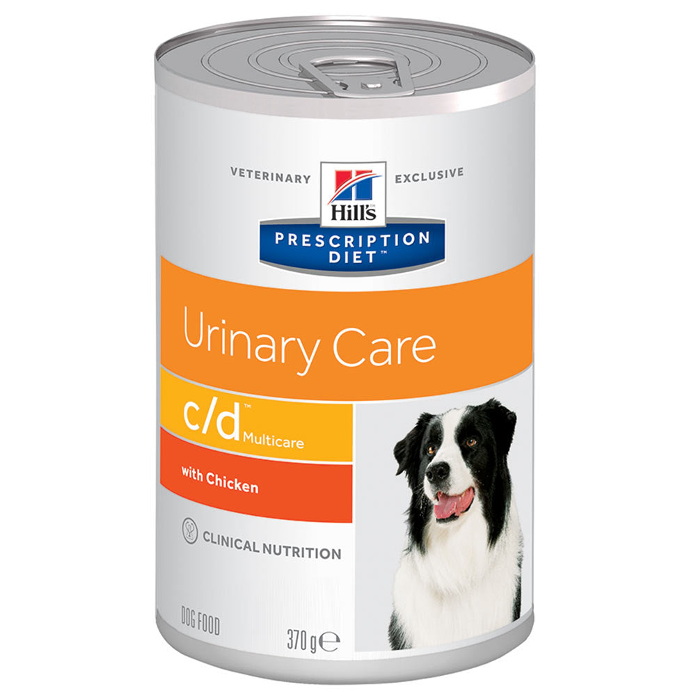 ΚΟΝΣΕΡΒΑ HILL'S PRESCRIPTION DIET c/d MULTICARE CANINE ΜΕ ΚΟΤΟΠΟΥΛΟ