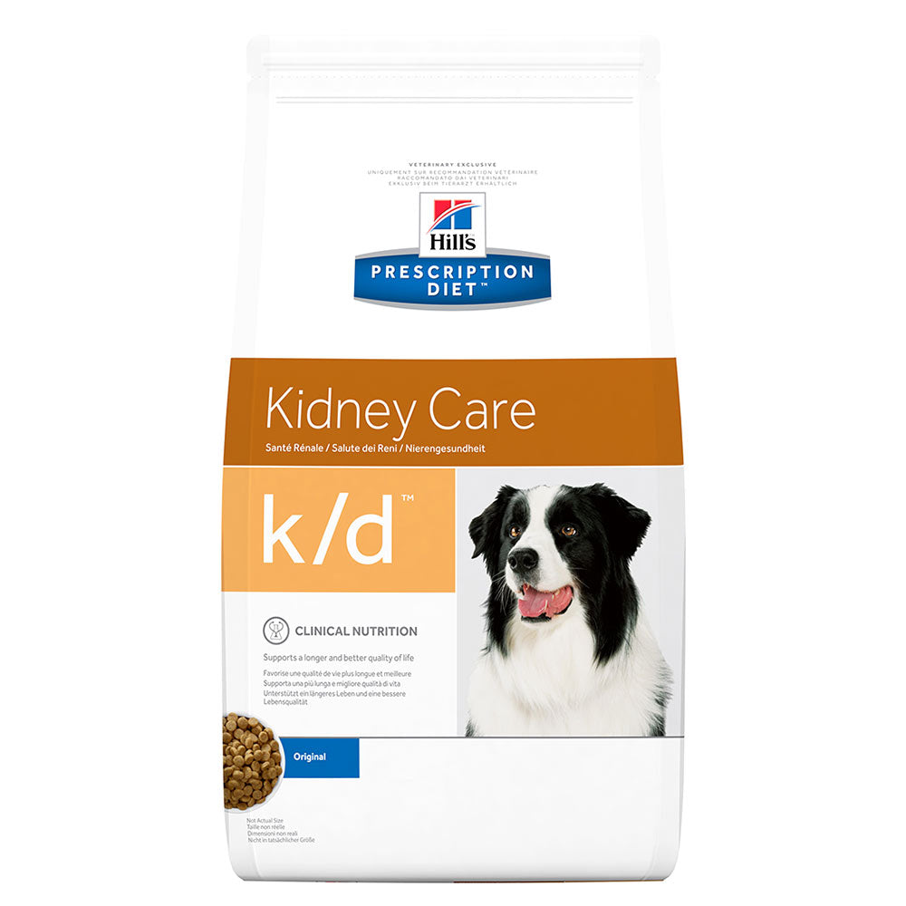 HILL'S PRESCRIPTION DIET k/d CANINE