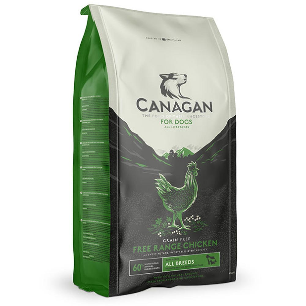 CANAGAN FREE RUN CHICKEN FOR DOGS