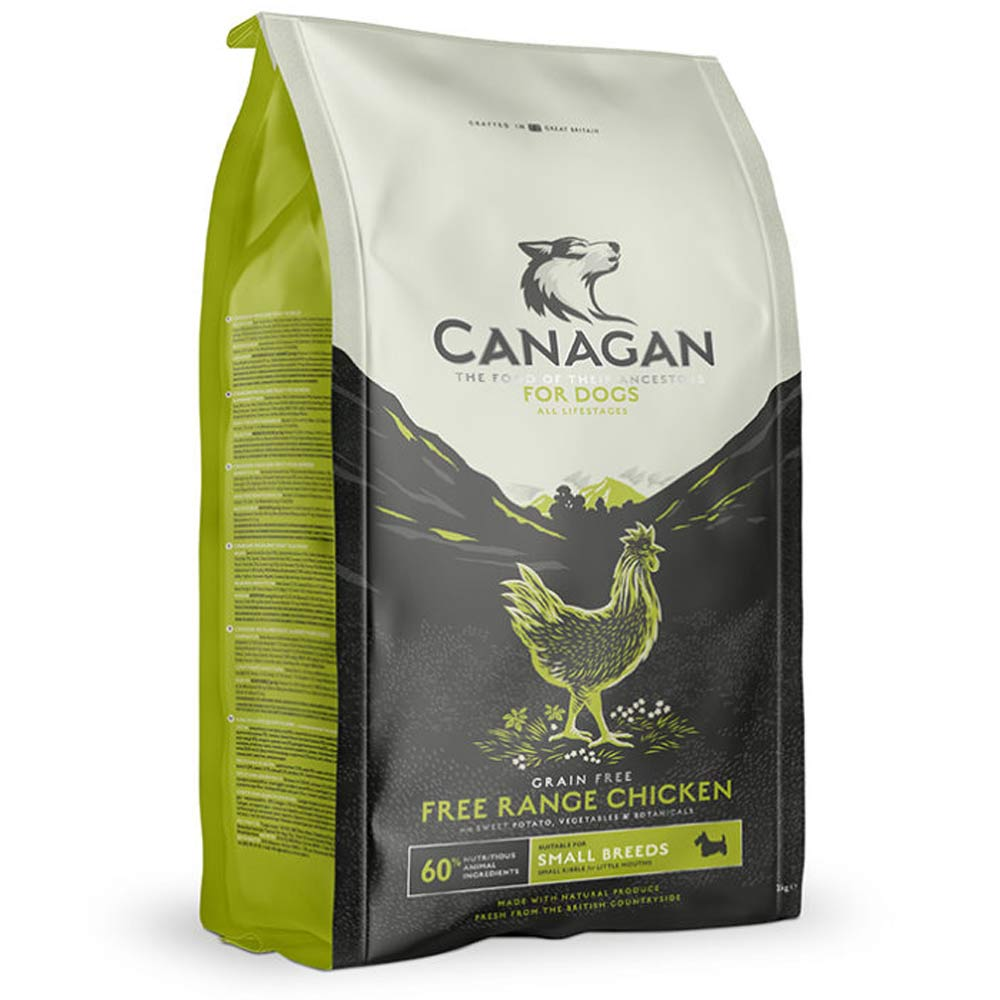 CANAGAN SMALL BREED FREE RUN CHICKEN FOR DOGS