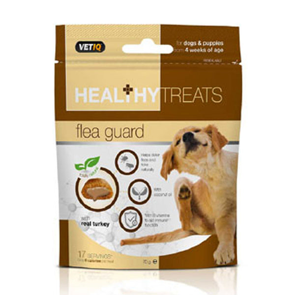 ΛΙΧΟΥΔΙΑ HEALTHY TREATS FLEA GUARD