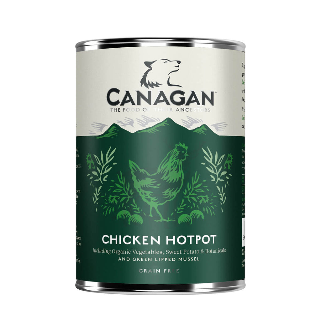 ΚΟΝΣΕΡΒΑ CANAGAN DOG CAN-CHICKEN HOTPOT