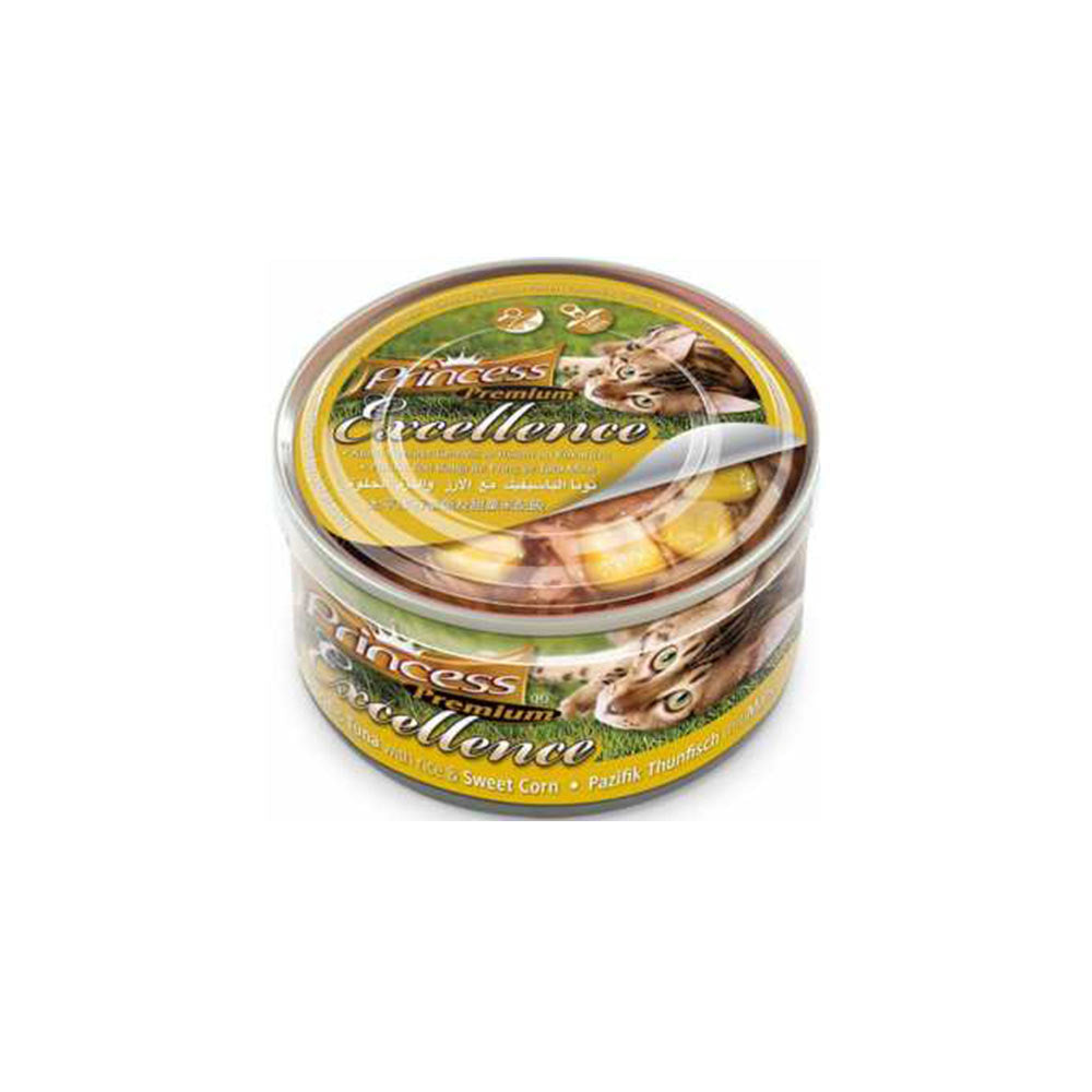 ΚΟΝΣΕΡΒΑΚΙΑ PRINCESS PREMIUM TUNA-SWEETCORN