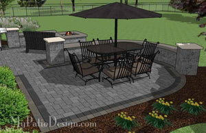 Paver Patio #S-038001-04