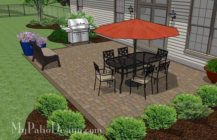 Paver Patio #S-044001-01