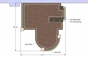 Paver Patio #S-053001-02