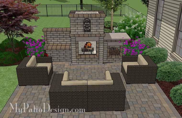 Paver Patio #S-063501-01