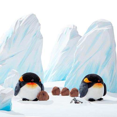 Kiwi Or Penguin? The creative source of the king penguin chick plush!
