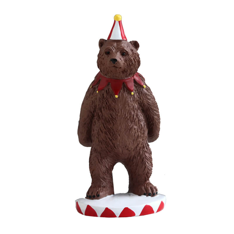 Brown Bear Animal Mobile Phone Holder/Phone Stand